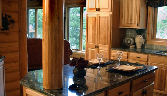 We do kitchen & bath remodeling, home renovations, custom lighting, custom cabinet installation, cabinet refacing and refinishing, outdoor kitchens, commercial kitchen, countertops and more